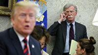 Trump, eski danışmanı Bolton'ın kendisi hakkındaki iddialarını reddetti