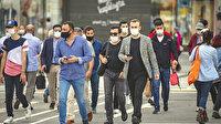 Yasağı takan da var takmayan da: Maskeleri polisi görünce takıyorlar