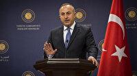 Bakan Çavuşoğlu Libya ziyaretini değerlendirdi: Desteğimizi bir kere daha güçlü bir şekilde vurguladık