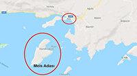 Burnumuzun dibindeki Yunan adaları: Çalıntı ada MEİS