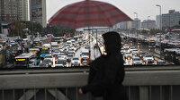 Meteorolojiden İstanbul ve 4 ile kuvvetli yağış uyarısı yapıldı
