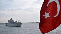 Bakan Akar'dan Türk donanmasının Fransız gemisini taciz ettiği iddiasına sert tepki
