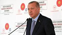 Cumhurbaşkanı Erdoğan: Bu kurallara uymamak kul hakkına girmektir