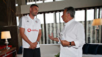 Burak Yılmaz Beşiktaş Kulübü'nün kongre üyesi oldu