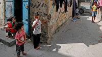 Gazze'de yaklaşık 2 milyon Filistinlinin gıda güvenliği tehlikede