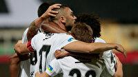 Denizlispor-Beşiktaş: 1-5