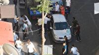 Diyarbakır'da bıçaklı kavga : 2 yaralı, 7 gözaltı