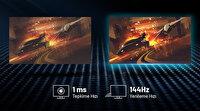 Excalibur oyun monitoru: Grafikleri oyun oynamak için özel olarak tasarlandı