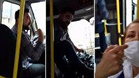 Kuraltanımaz minibüs şoförüne şok: Trafikten men edildi