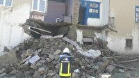 Van'ın Özalp ilçesinde 5,4 büyüklüğünde deprem meydana geldi