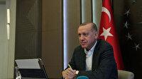 Cumhurbaşkanı Erdoğan, Kore Savaşı'nın 70. yılında şehit ve gazileri minnetle andı