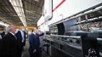 Bakan Varank, yüksek teknoloji üreten ihracatçı fabrikayı ziyaret etti: 86 ülkeye satış yapıyorlar