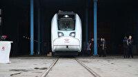 Beklenen tarih belli oldu: Yerli hızlı tren raylara iniyor