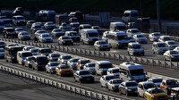 5 ayda 312 bin araç daha trafiğe çıktı