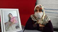 HDP önündeki evlat nöbetine bir aile daha katıldı: Kızım gel devlete teslim ol