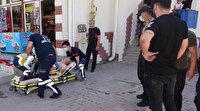 Kıskandığı kadını 10 yerinden bıçakladı: Araya giren marketçiyi ise sırtından ve kolundan yaraladı