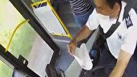 Şoför, sınav heyecanıyla yanlış otobüse binen öğrencileri güzergahını değiştirerek okula yetiştirdi