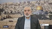 Hamas lideri İsmail Haniye TVNET-Yedihilal yayınında konuştu: Türkiye Filistin duruşu çok asilce
