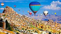 Kapadokya'da balon turları ertelendi