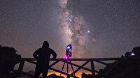 Türk astrofotoğrafçı çektiği Samanyolu fotoğraflarıyla ödül aldı