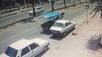 Yeğenini at arabasından attı kendisi yere düşüp sürüklendi: Önkol, ''Onlar durdurmasa Allah bilir kaç kişiyi ezerdi''