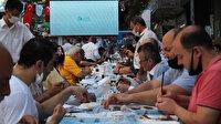 İzmit Belediye Başkanı'ndan Hürriyet'ten skandal etkinlik: Sosyal mesafe sıfır, maske yok, vatandaş dip dibe
