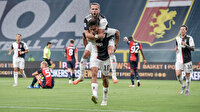 Genoa Juventus maç özeti: Juventus şampiyonluğa adım adım