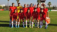 U19 A Milli Takımımızın kadrosu açıklandı