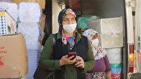Hırsızlık yaparken yakalanan anne kız 900'er lira maske cezası yedi: Kız aranmak istenince, ''korona testim pozitifti'' dedi