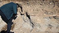 Mersin'de çocuk vakası: 18 yıl önce kaybolan çocukla ilgili yapılan kazıda kemik parçaları bulundu
