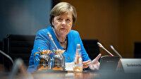 Almanya Başbakanı Merkel: Avrupa, tarihinin en zor durumunda