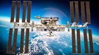 Uluslararası Uzay İstasyonu'nun bataryası bir haftada 3 kez değişti