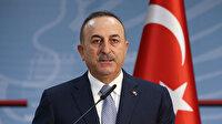 Bakan Çavuşoğlu: Gemilerimizin, Fransız gemilerine kilit attığı iddiası doğru değil, Fransa'nın bizden özür dilemesi gerekir
