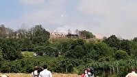 Yeni Şafak patlamanın meydana geldiği Hendek'te