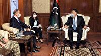 Milli Savunma Bakanı Hulusi Akar, Libya Başbakanı Serrac ile görüştü