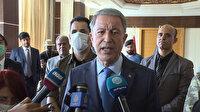 Bakan Akar'dan Libya açıklaması: Kardeşlerimiz bu sıkıntılardan en kısa sürede kurtulacaktır