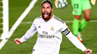 Real Madrid kendi evinde Getafe'yi Sergio Ramos'un golüyle mağlup etti
