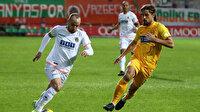 Ankaragücü-Alanyaspor maçının muhtemel 11'leri