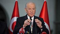 MHP Lideri Bahçeli: Hiç kimse Gezi benzeri kalkışmanın fitilini tutuşturmayı aklından geçirmesin