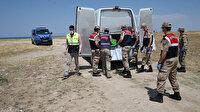 Van Gölü'nde bir göçmenin daha cesedine ulaşıldı
