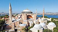Ecdadın yadigarı: Beş asırlık cami Ayasofya