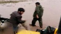 Van'daki sel felaketine ait yeni görüntüler