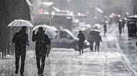 Meteorolojiden Batı Karadeniz bölgesine sağanak uyarısı