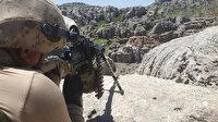 Barış Pınar bölgesinde saldırı girişimi önlendi: 2 terörist etkisiz hale getirildi