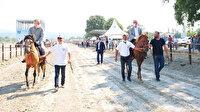 Bursa'da rahvan atçılığı yeniden hayata döndü