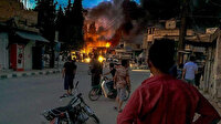 Tel Abyad'daki terör saldırısında 6 sivil hayatını kaybetti