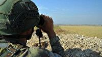 Milli Savunma Bakanlığı açıkladı: Fırat Kalkanı bölgesinde 4, Zeytin Dalı bölgesinde 3 terörist gözaltına alındı