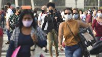 Koronavirüsten son 24 saatte Brezilya'da bin 254, Meksika'da 895, Hindistan'da 482 kişi öldü