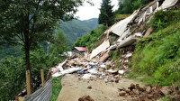 Gelinin ısrarı kayınpederinin hayatını kurtardı: Çantamı aldım ve 5 dakika sonra bina yıkıldı