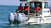 Van Gölü'nde 107 metre derinlikte olduğu tespit edilen teknedeki cesetler Row cihazıyla çıkarılacak